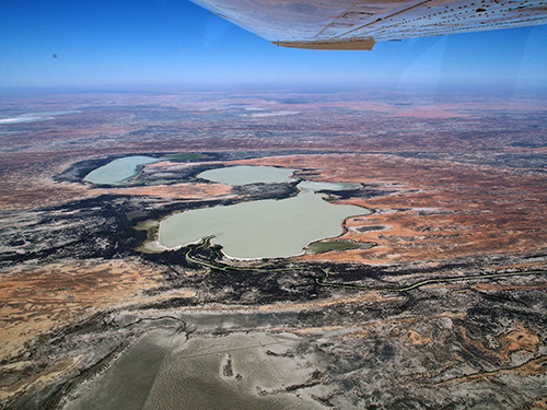 Lake Eyre, Flinders Ranges and Birdsville